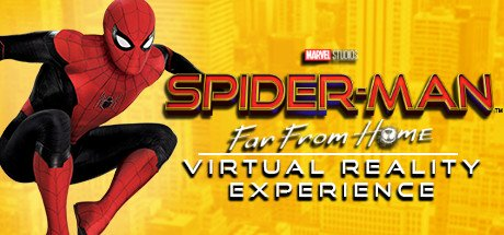 Spider-Man Far From Home Virtual Reality