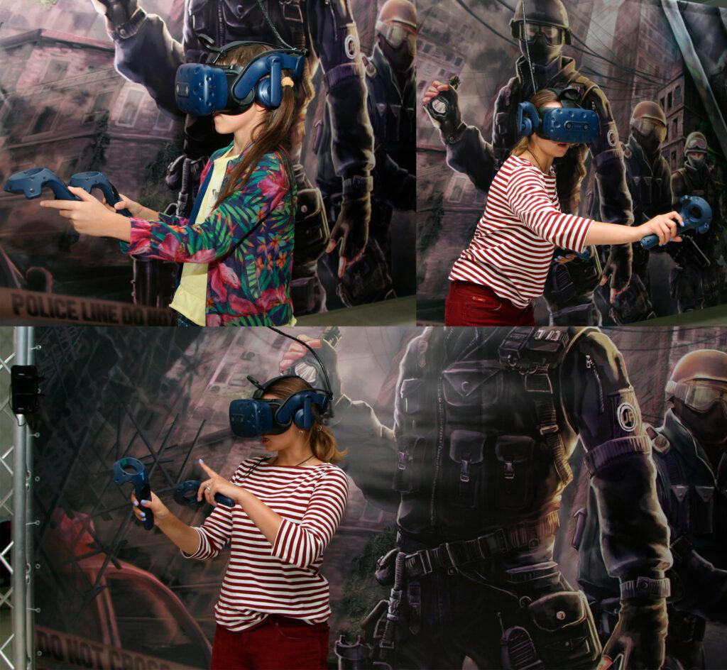VR Квест
